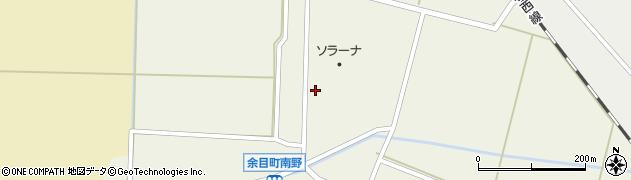 山形県東田川郡庄内町南野北野19周辺の地図