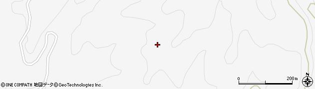 岩手県一関市藤沢町大籠(平場)周辺の地図