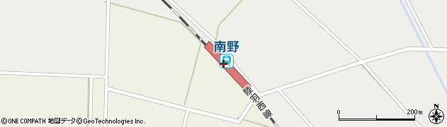 山形県東田川郡庄内町周辺の地図