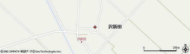 山形県東田川郡庄内町沢新田錆50周辺の地図