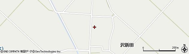 山形県東田川郡庄内町沢新田錆76周辺の地図