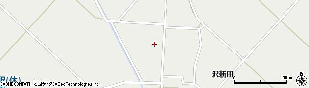 山形県東田川郡庄内町沢新田錆121周辺の地図