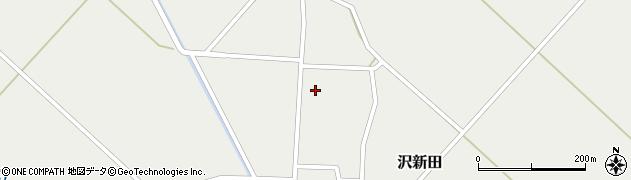 山形県東田川郡庄内町沢新田錆72周辺の地図