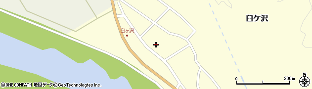 山形県酒田市臼ケ沢池田通122周辺の地図