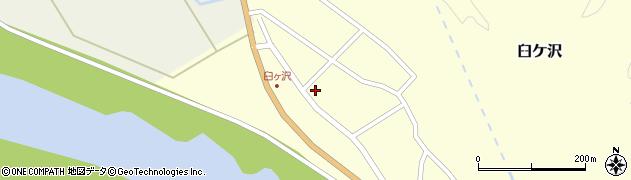 山形県酒田市臼ケ沢池田通126周辺の地図