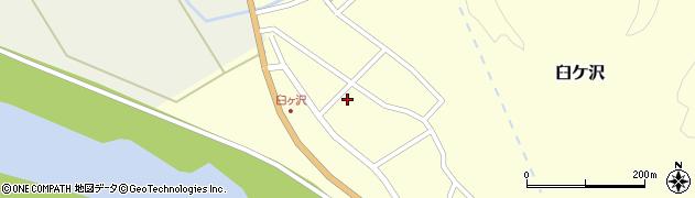 山形県酒田市臼ケ沢池田通102周辺の地図