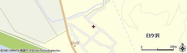 山形県酒田市臼ケ沢池田通90周辺の地図