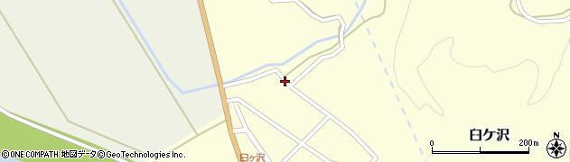 山形県酒田市臼ケ沢池田通79周辺の地図