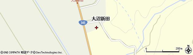 山形県酒田市大沼新田内畑3周辺の地図