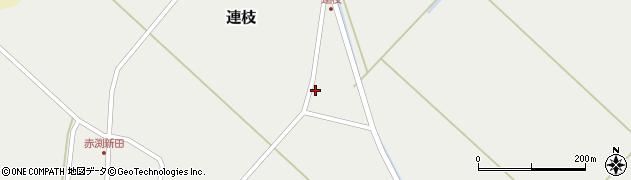 山形県東田川郡庄内町連枝沼端4周辺の地図