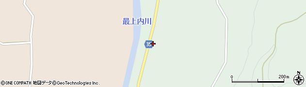 山形県最上郡鮭川村京塚646周辺の地図