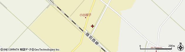 山形県東田川郡庄内町小出新田大谷地9周辺の地図