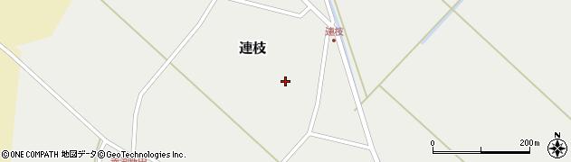 山形県東田川郡庄内町連枝沼端59周辺の地図