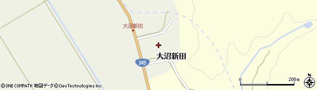 山形県酒田市大沼新田内畑15周辺の地図