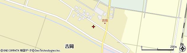 山形県東田川郡庄内町吉岡上南21周辺の地図