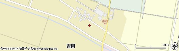 山形県東田川郡庄内町吉岡上南25周辺の地図