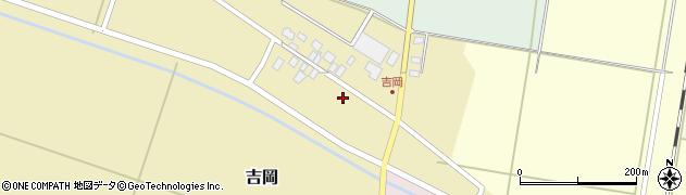 山形県東田川郡庄内町吉岡上南24周辺の地図