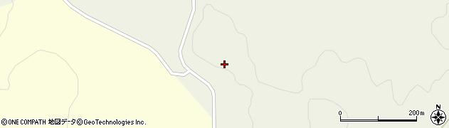 岩手県一関市花泉町日形日形山周辺の地図
