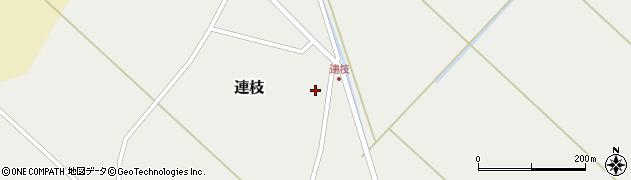 山形県東田川郡庄内町連枝沼端32周辺の地図