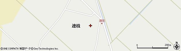 山形県東田川郡庄内町連枝沼端53周辺の地図