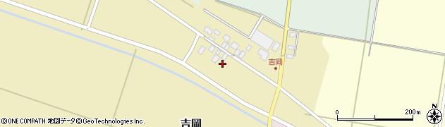 山形県東田川郡庄内町吉岡上南33周辺の地図
