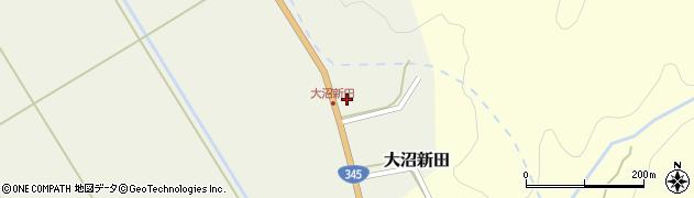 山形県酒田市大沼新田内畑30周辺の地図