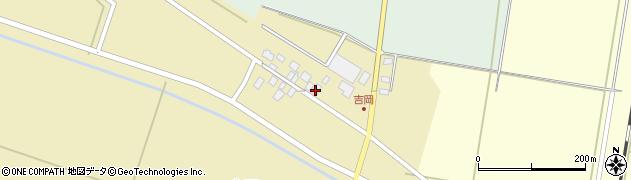 山形県東田川郡庄内町吉岡東北裏20周辺の地図