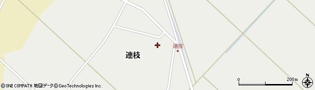 山形県東田川郡庄内町連枝沼端84周辺の地図