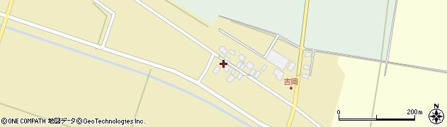 山形県東田川郡庄内町吉岡上南42周辺の地図