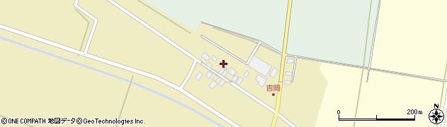 山形県東田川郡庄内町吉岡東北裏32周辺の地図