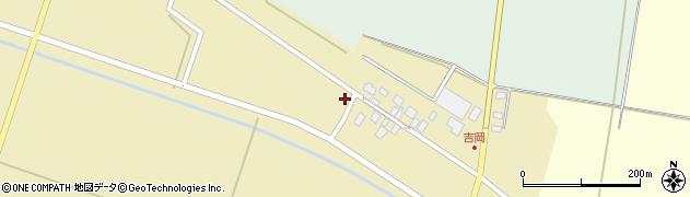 山形県東田川郡庄内町吉岡下南18周辺の地図