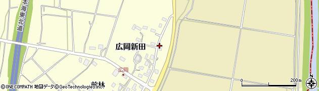 山形県酒田市浜中細縄182周辺の地図
