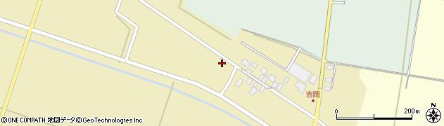 山形県東田川郡庄内町吉岡下南19周辺の地図