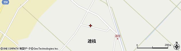 山形県東田川郡庄内町連枝沼端114周辺の地図
