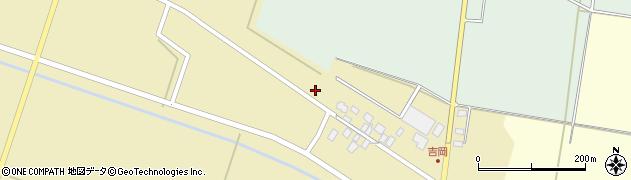 山形県東田川郡庄内町吉岡東北裏51周辺の地図