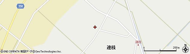 山形県東田川郡庄内町連枝沼端123周辺の地図