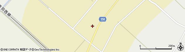 山形県東田川郡庄内町小出新田苧畑割136周辺の地図