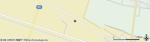 山形県東田川郡庄内町吉岡下南周辺の地図