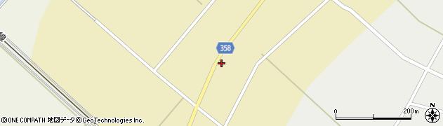 山形県東田川郡庄内町小出新田苧畑割1周辺の地図