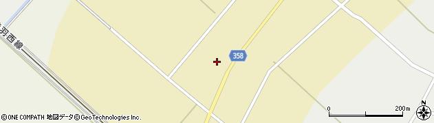 山形県東田川郡庄内町小出新田苧畑割50周辺の地図