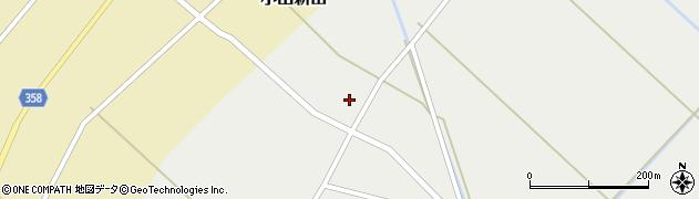 山形県東田川郡庄内町沢新田沼端138周辺の地図