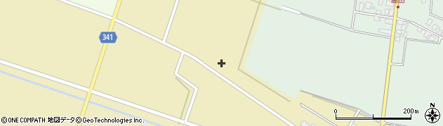 山形県東田川郡庄内町吉岡西北裏27周辺の地図