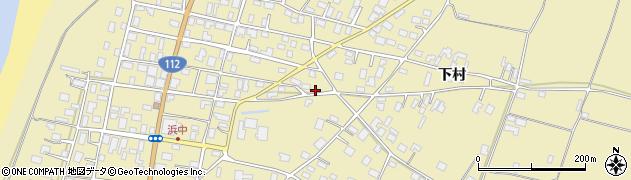 山形県酒田市浜中下村455周辺の地図