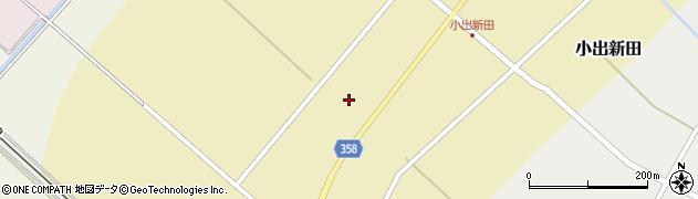 山形県東田川郡庄内町小出新田苧畑割46周辺の地図