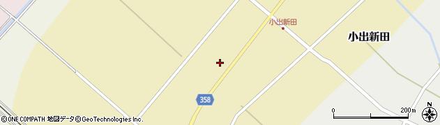 山形県東田川郡庄内町小出新田苧畑割45周辺の地図