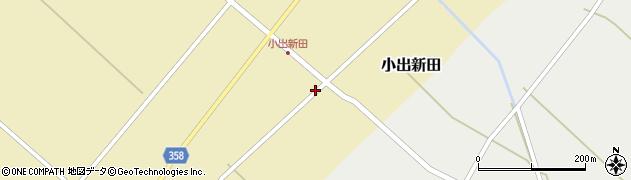 山形県東田川郡庄内町小出新田苧畑割158周辺の地図