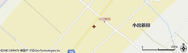 山形県東田川郡庄内町小出新田苧畑割12周辺の地図