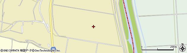 山形県酒田市浜中(船付場)周辺の地図