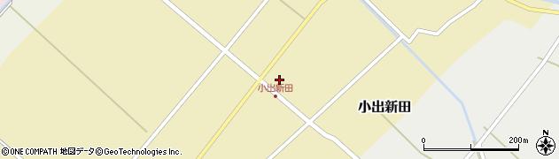 山形県東田川郡庄内町小出新田苧畑割周辺の地図