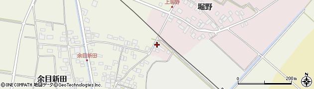 山形県東田川郡庄内町堀野上堀野198周辺の地図